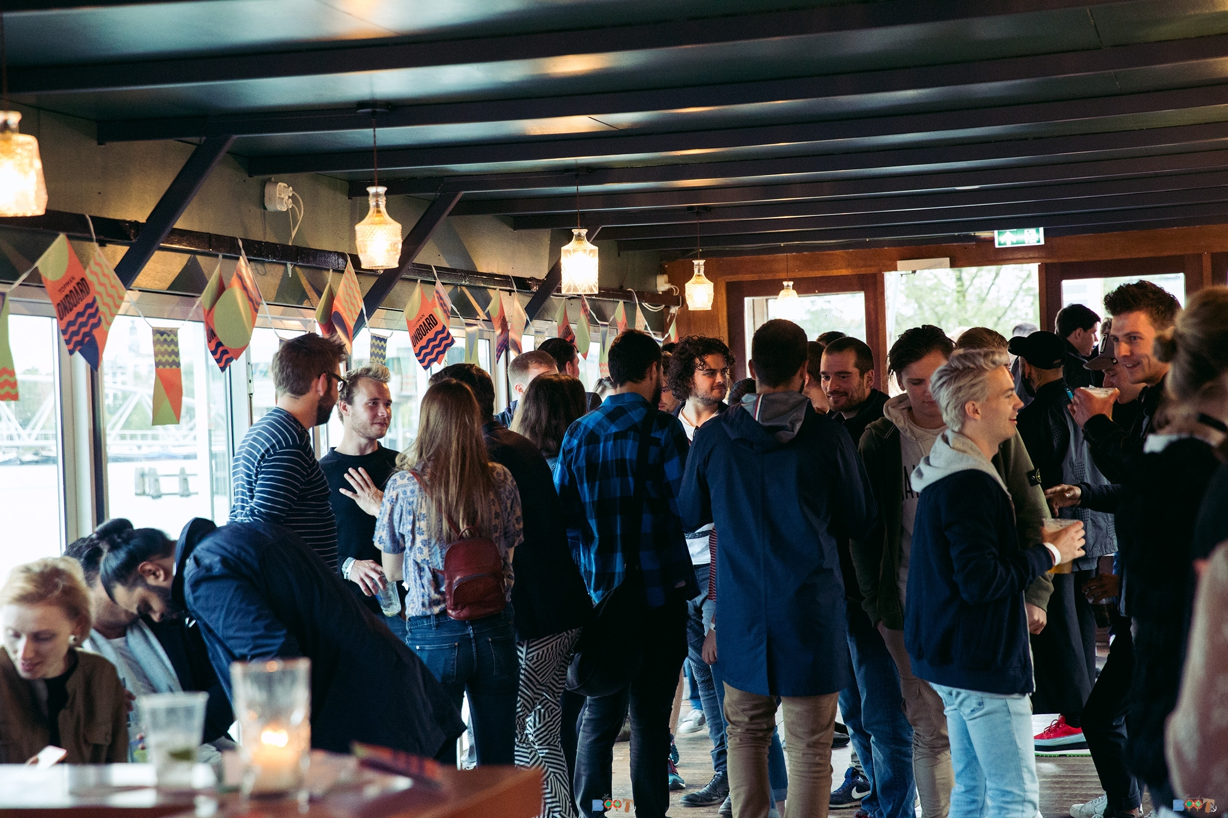 Hannekes Boot - binnen borrel